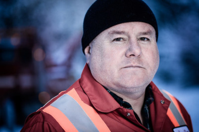 Jamie Davis in HIGHWAY THRU HELL (CNW Group/Discovery)