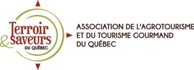 Logo : AATGQ (Groupe CNW/Association de l'Agrotourisme et du Tourisme Gourmand du Québec)