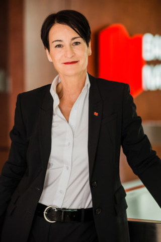Diane Giard, Executive Vice-President – Personal and Commercial Banking, National Bank (CNW Group/National Bank of Canada)