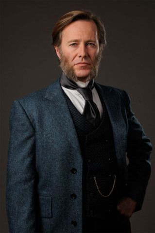 Peter Outerbridge as George Brown (CNW Group/Canadian Broadcasting Corporation)