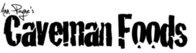 Ann Payne's Caveman Foods (CNW Group/Ann Payne's Caveman Foods)