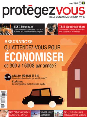 Protégez-Vous a comparé les forfaits d'assurance combinée auto et habitation auprès de 14 des plus importants assureurs spécialisés en dommages au Québec.  Conclusion : des économies de 300 à 1600 $ peuvent être réalisées… à condition d'y mettre le temps! (Groupe CNW/Protégez-Vous)