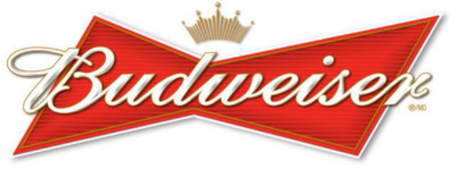 Budweiser logo (CNW Group/Labatt Breweries of Canada)