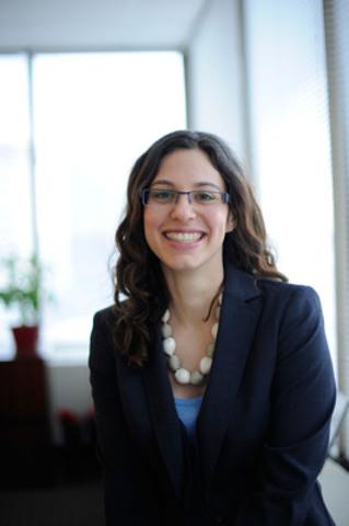 Jennifer Fox, ARP - Thornley Fallis Communications (Toronto) (Groupe CNW/Canadian Public Relations Society)