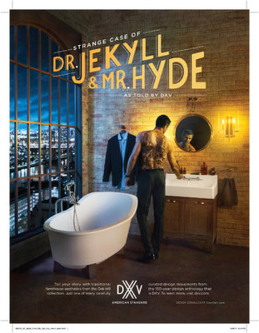 Jekyll and Hyde from DXV (CNW Group/DXV American Standard)