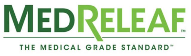 MedReleaf Logo (CNW Group/MedReleaf Corp.)