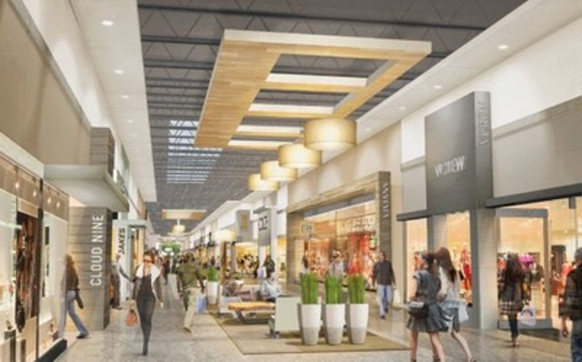 Ivanhoé Cambridge lance les travaux de construction de Outlet Collection Winnipeg (Groupe CNW/Ivanhoé Cambridge)