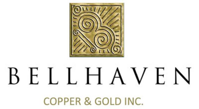 Bellhaven Copper & Gold Inc. (CNW Group/Bellhaven Copper & Gold Inc.)