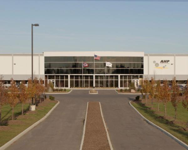 Installation de fabrication de AHP, à Delaware en Ohio (Groupe CNW/Domtar Corporation)