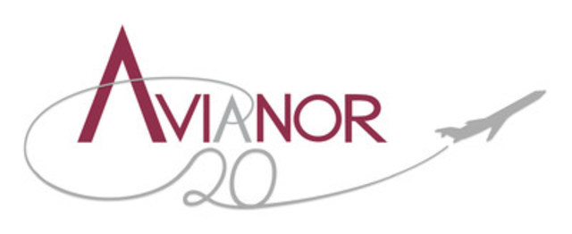 Logo: Avianor Inc. (CNW Group/Avianor Inc.)