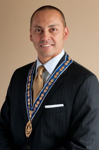 Dr. Harry Höediono, President of the Ontario Dental Association for 2011/2012. (CNW Group/Ontario Dental Association)