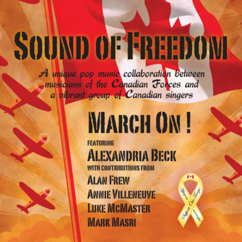 Sound of Freedom Release, Unique Canadian Support Our Troops Fundraising Album (CNW Group/Canadian Forces Personnel and Family Support Services)