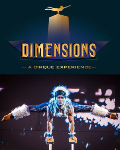 Dimensions: A Cirque Experience at Canada's Wonderland (CNW Group/Canada's Wonderland Company)