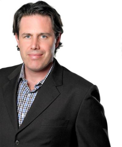 Patrick Scissons, CCO, Grey Canada. (CNW Group/Grey)