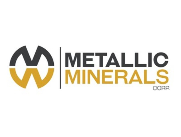 Metallic Minerals Corp (CNW Group/Metallic Minerals Corp.)