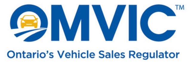 Ontario Motor Vehicle Industry Council (OMVIC) logo (CNW Group/Ontario Motor Vehicle Industry Council (OMVIC))