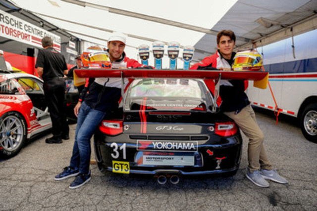 Porsche Centre Oakville Alegra Motorsports Take Home Four