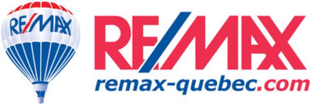 Logo : RE/MAX Québec (Groupe CNW/RE/MAX Québec)