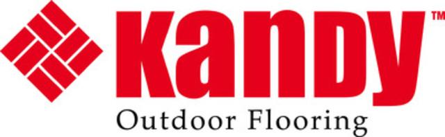 KANDY Outdoor Flooring (CNW Group/KANDY Outdoor Flooring)