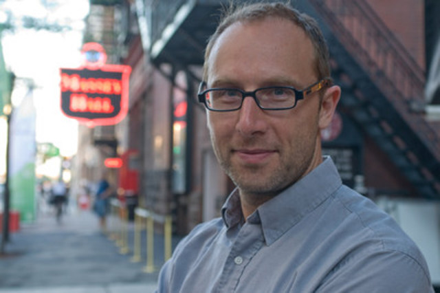 David Bezmozgis (CNW Group/PEN Canada)