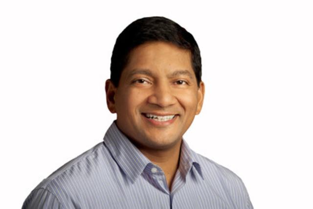 Deepak Khandelwal (CNW Group/Rogers Communications Inc.)