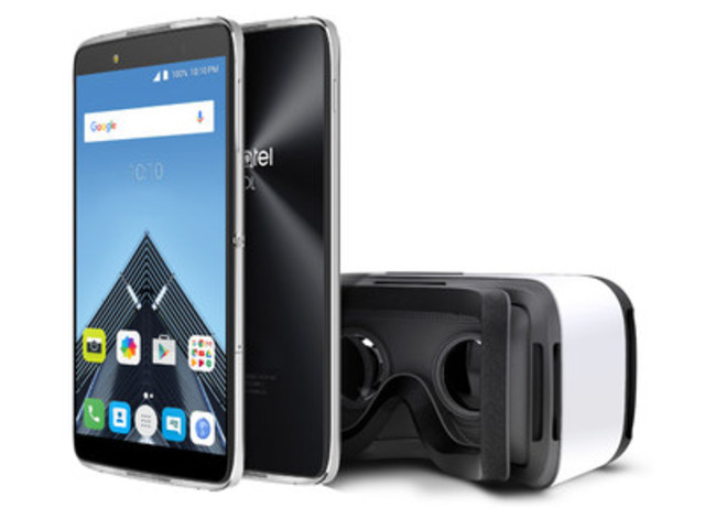 Une expérience de téléphone intelligent captivante arrive au Canada. Alcatel présente le nouvel IDOL 4 en partenariat avec Vidéotron. (Groupe CNW/Alcatel)
