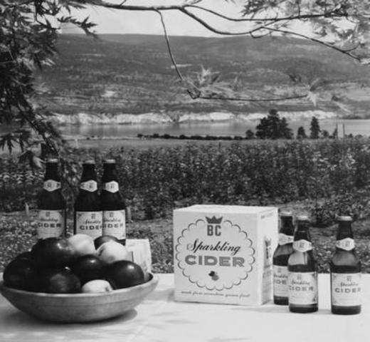 SunRype launched Canada's first hard cider in the 1950's. (CNW Group/Sun-Rype Products Ltd.)