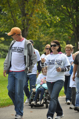 On September 22nd, the Town of Whitby (Ontario) is set to host the 4th annual The Walk to Fight Familial Ataxias at Heydenshore Park. The Walk to Fight Familial Ataxias will also be held in: Richmond (BC), Montreal (Quebec), and Saskatoon (Saskatchewan) on or around the same date. (CNW Group/The Walk to Fight Familial Ataxias)