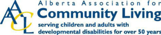 Alberta Association for Community Living (AACL) logo (CNW Group/Alberta Association for Community Living)