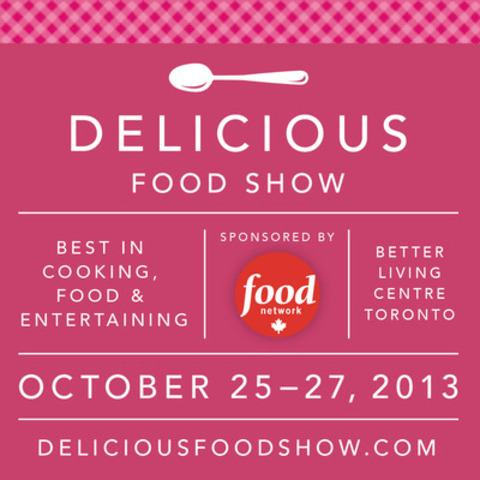 2013 Delicious Food Show: the Best in Cooking, Food & Entertaining (CNW Group/The Delicious Food Show)