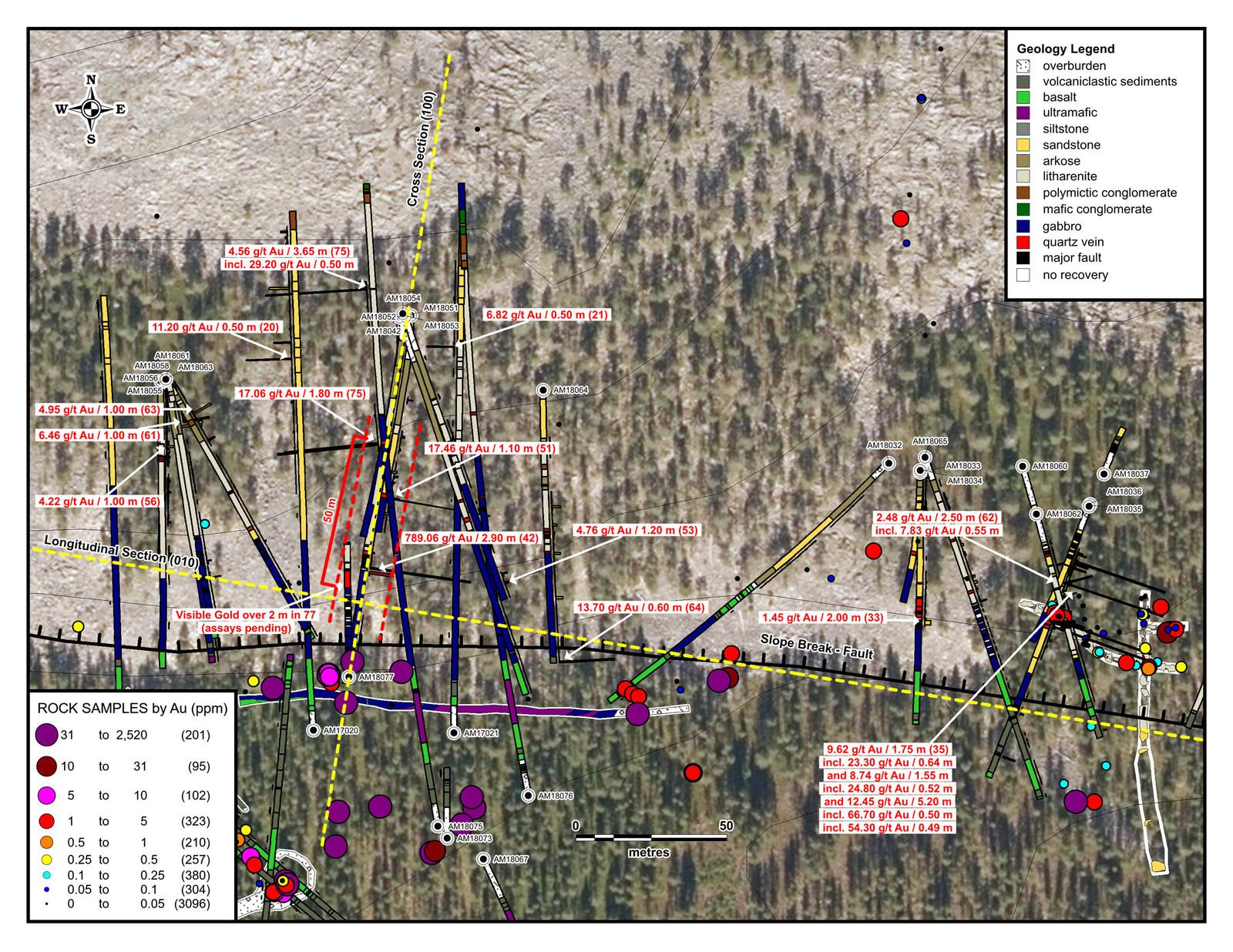 Aamurusko Detailed Inset Map