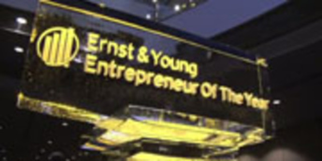 Video: L'équipe d'Ernst & Young en compagnie de grands entrepreneurs canadiens sur le tapis jaune