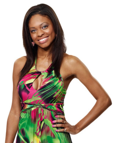 "Big Brother Canada houseguest, Emerald ""Topaz"" Brady (CNW Group/SLICE)"