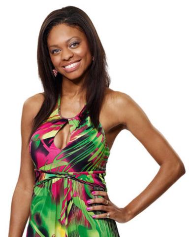 "Big Brother Canada houseguest, Emerald ""Topaz"" Brady (CNW Group/SLICE)"