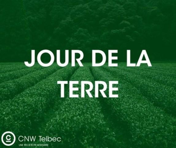 Jour de la Terre (Groupe CNW/Jour de la Terre)