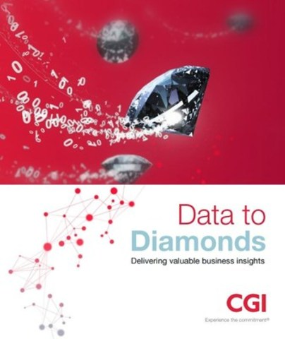 The CGI Data2Diamonds Book (CNW Group/CGI Group Inc.)