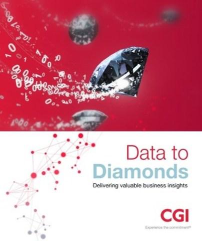 The CGI Data2Diamonds Book (CNW Group/CGI Group Inc.)