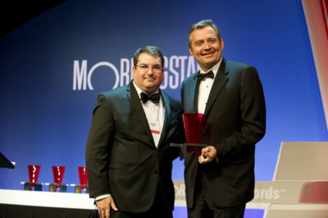 Awards On Stage (CNW Group/Morningstar Research Inc.)