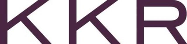 Logo : KKR (Groupe CNW/Caisse de dépôt et placement du Québec)
