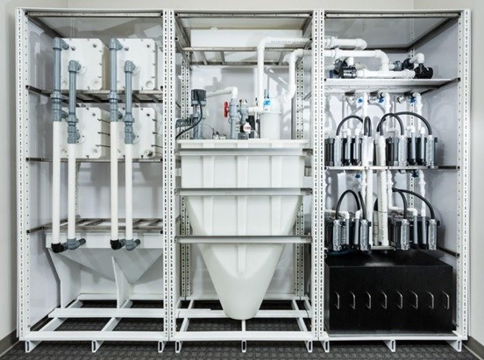 Figure 2. MGXR modular Energy Storage System