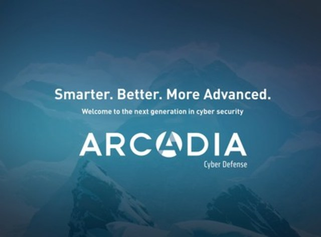 Smarter. Better. More Advanced. (CNW Group/ARC4DIA Cyber Defense)