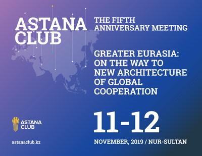 نادي آستانا 2019: الإعلان عن المخاطر العالمية التي تواجه منطقة أورآسيا في 2020 بكازاخستان