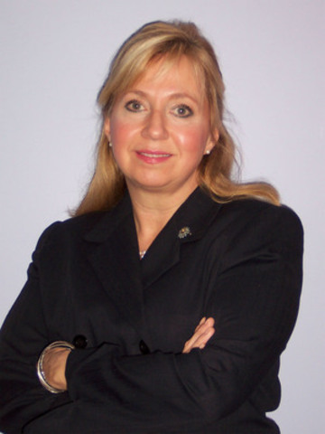 Ginny Jones ARP, FSCRP (Ancaster, Ontario) (Groupe CNW/Canadian Public Relations Society)
