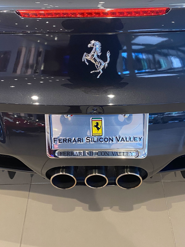 indiGO Auto Group Acquires Ferrari Silicon Valley