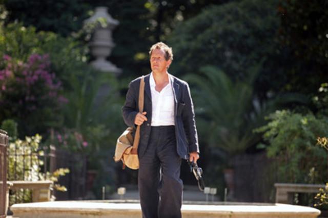 Monty Don's Italian Gardens - Presenter Monty Don. (CNW Group/TVO)