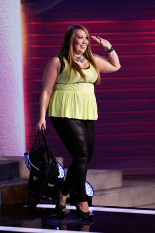 Suzette Amaya gets evicted from the Big Brother Canada house (CNW Group/Shaw Media)