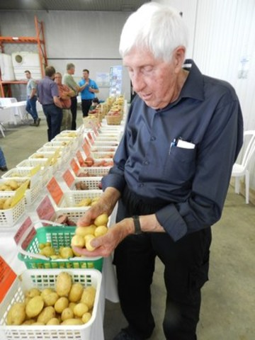 Sam Squire (CNW Group/Royal Agricultural Winter Fair)