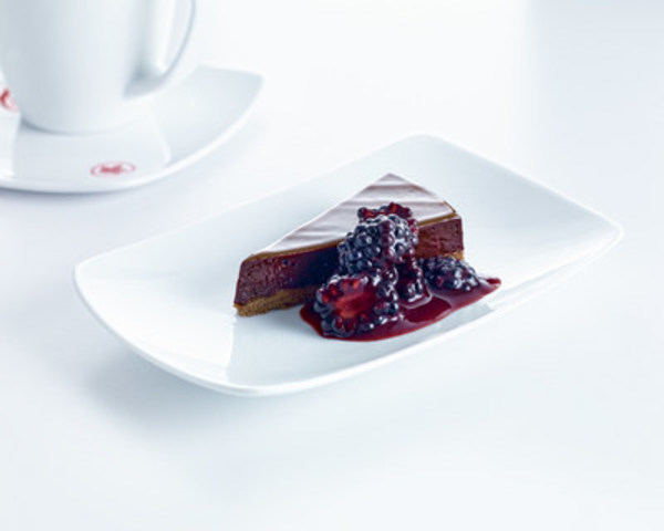 Dark chocolate fondant (CNW Group/Air Canada)