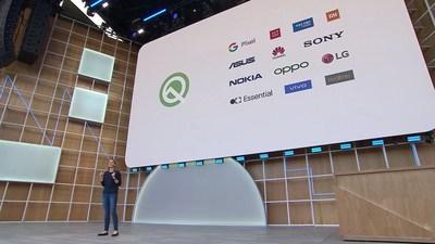 """OPPO تنضم إلى برنامج """"أندرويد كيو"""" التجريبي وتكشف النقاب عن إمكانات تقنيات الجيل الخامس خلال مشاركتها في مؤتمر جوجل آي/أو 2019″"""