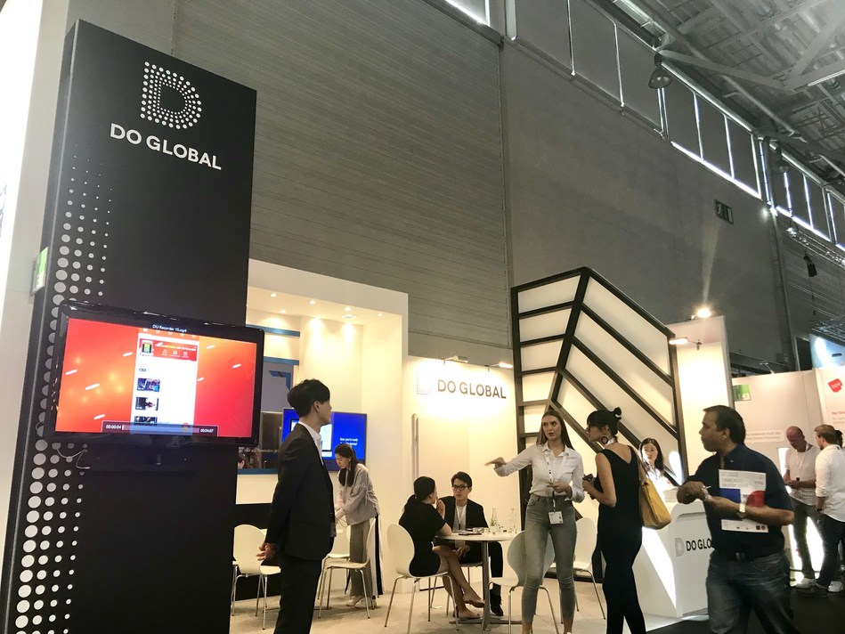 DO Global's Booth